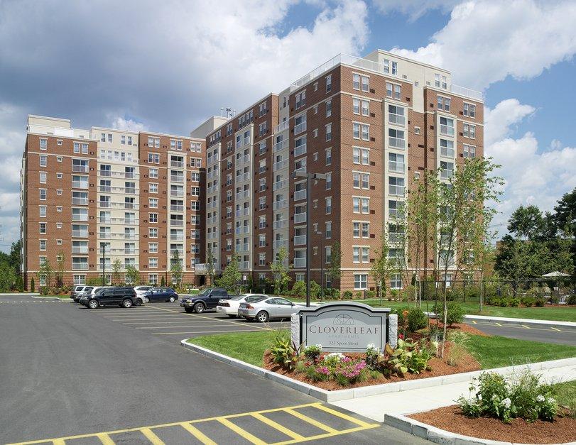 Cloverleaf Apartments Forest Properties