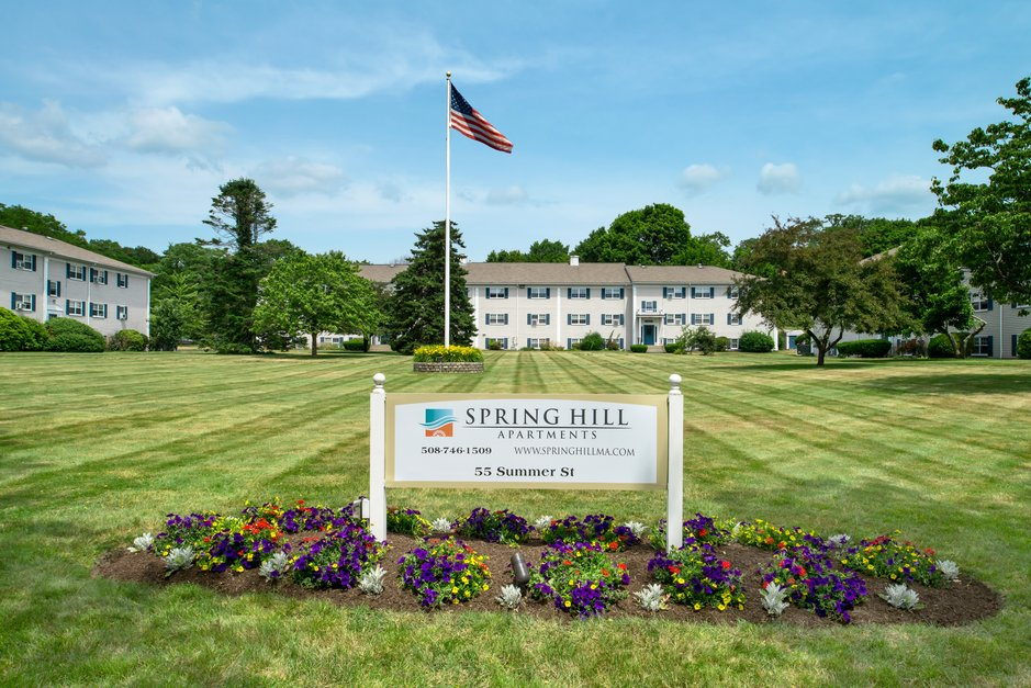 Spring Hill Apartments Plymouth Ma